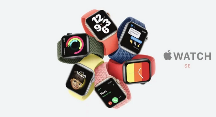 Apple Watch SE-новинка
