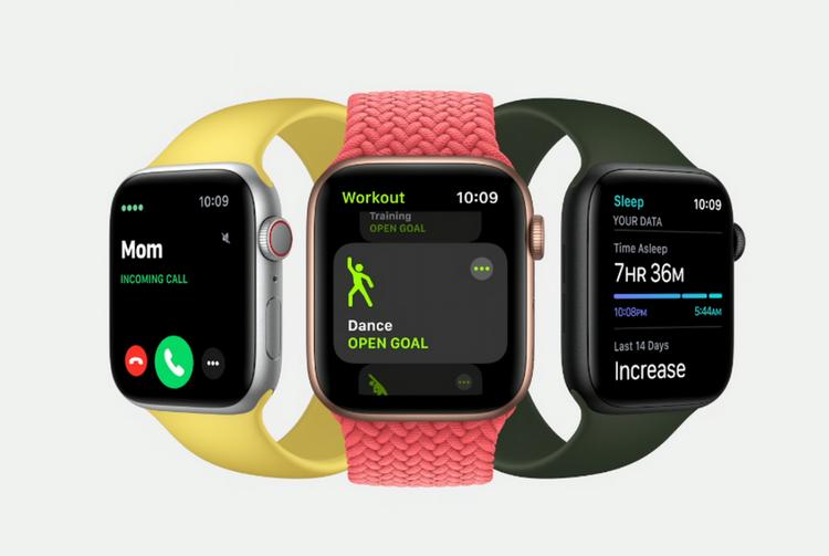 Apple Watch SE-ракурсы