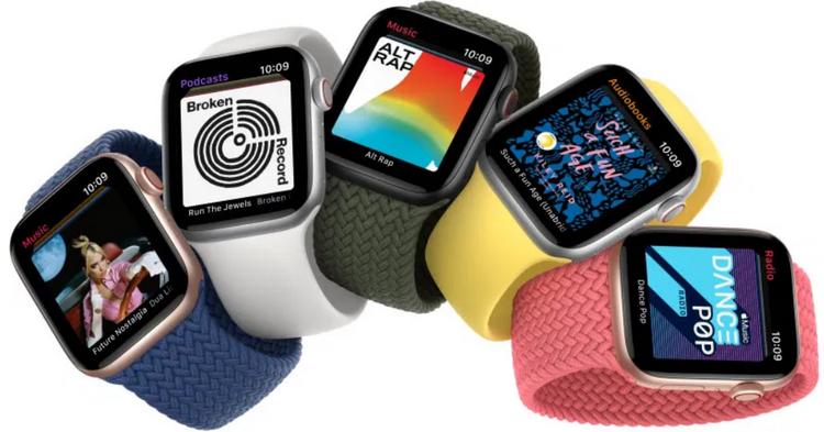 Apple Watch SE-ремешки