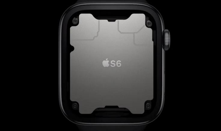 Apple Watch Series 6-новый процессор S6