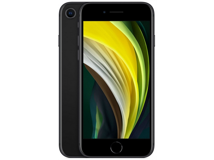 Apple iPhone SE 2020 Black-ракурсы