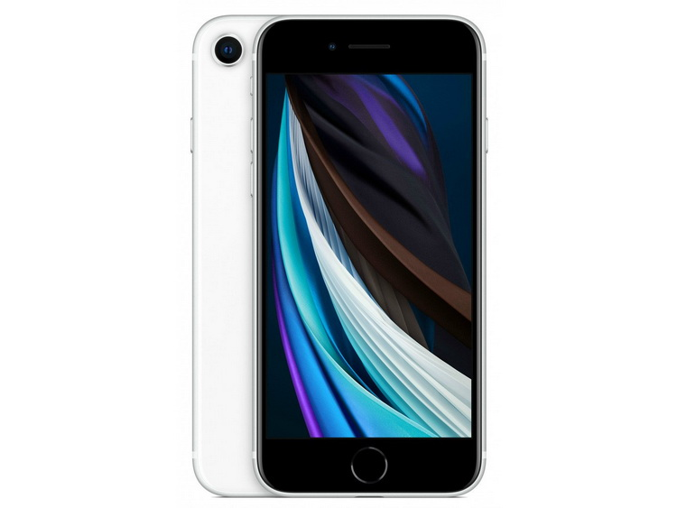 Apple iPhone SE 2020 White-ракурсы