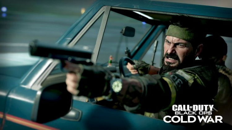 Call of Duty-Black Ops Cold War-геймплей