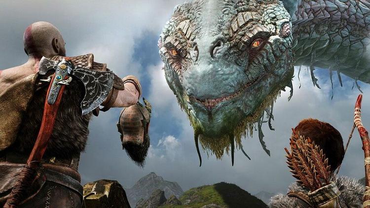 God of War 2-PS5