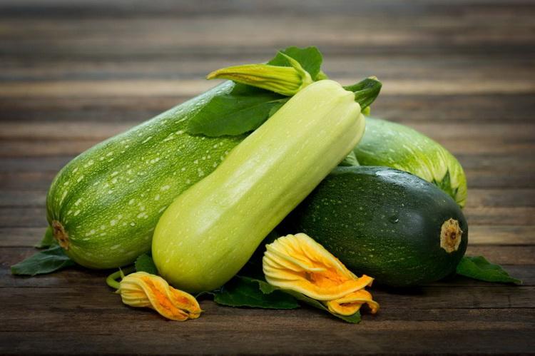 Кабачки-овощ