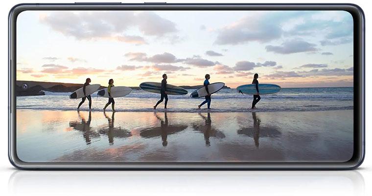 Картинка на экране