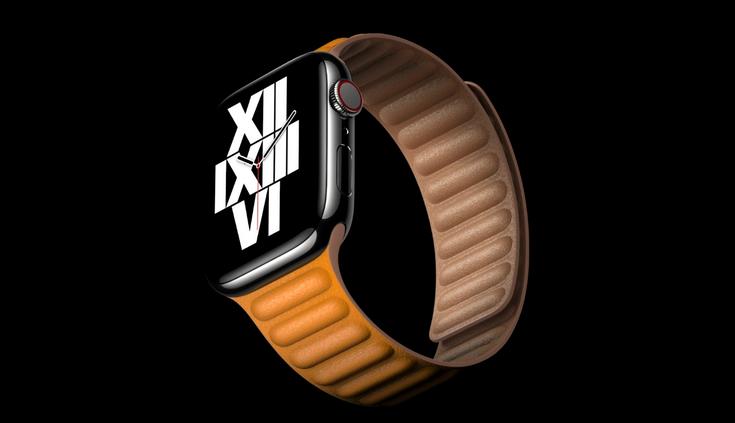 Новые Apple Watch-дизайн часов