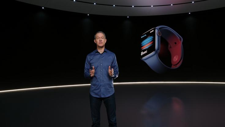 Новые Apple Watch-фото с мероприятия