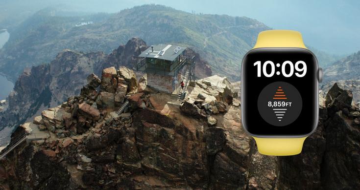 Новые Apple Watch-функциональность