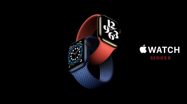 Новые Apple Watch-шестая серия