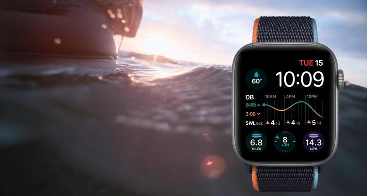 Новые Apple Watch-возможности