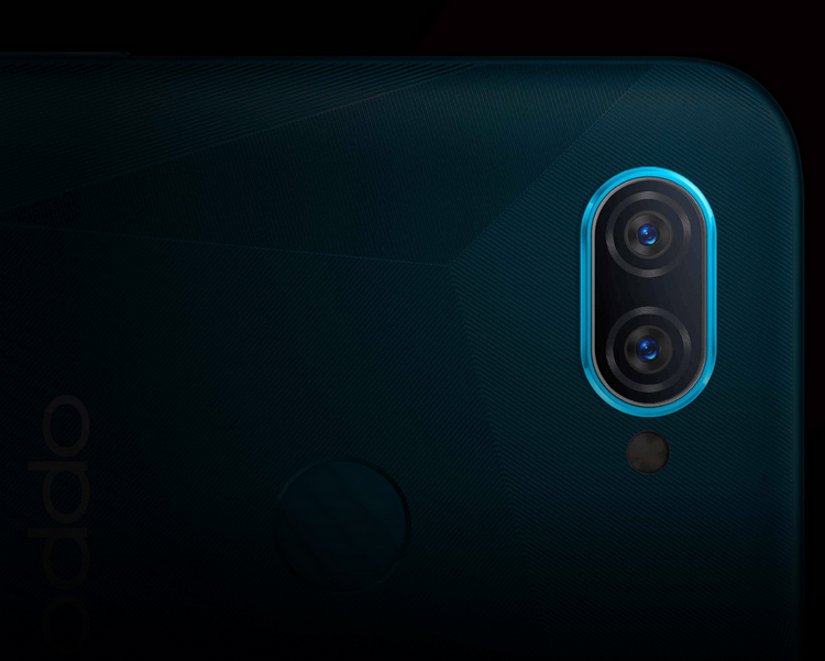 OPPO A12-двойная основная камера