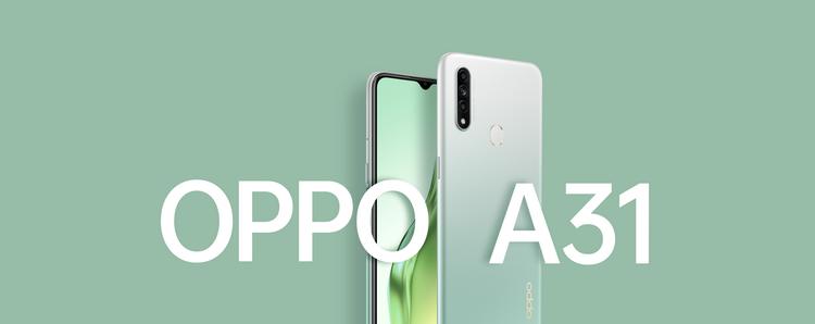 OPPO A31-смартфон