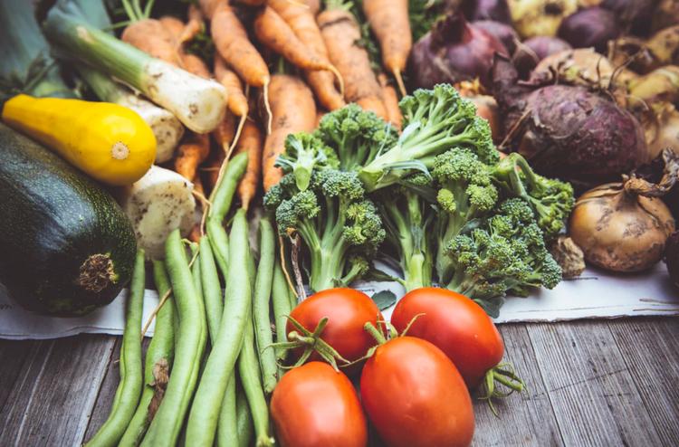 Овощной сезон-витамины