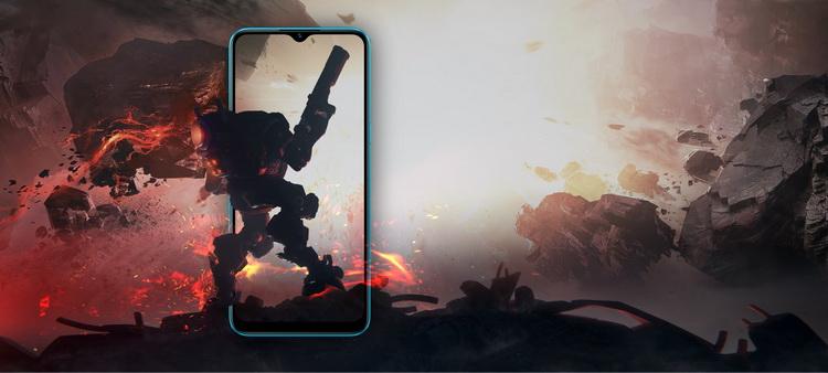 Realme C3-игровые возможности