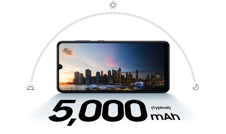 Samsung Galaxy A31-аккумулятор