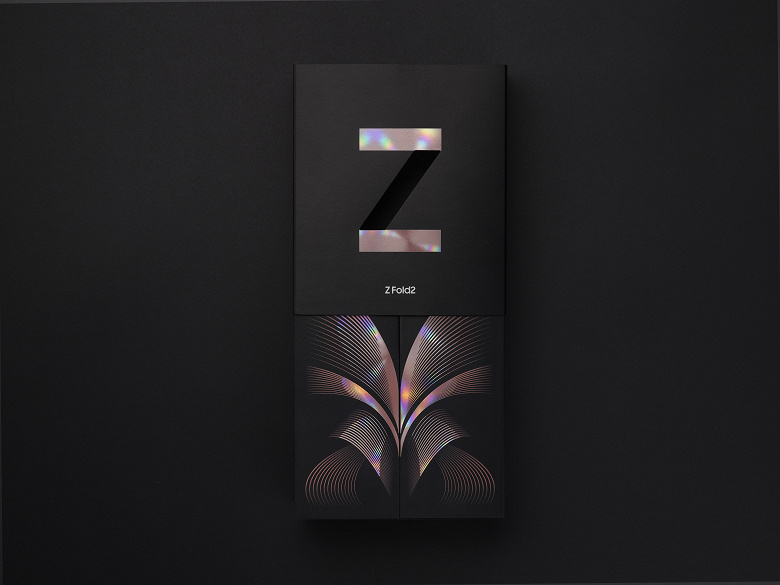 Samsung Galaxy Z Fold2-новинка
