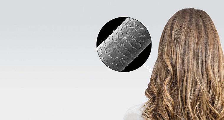 Сохранение структуры волос