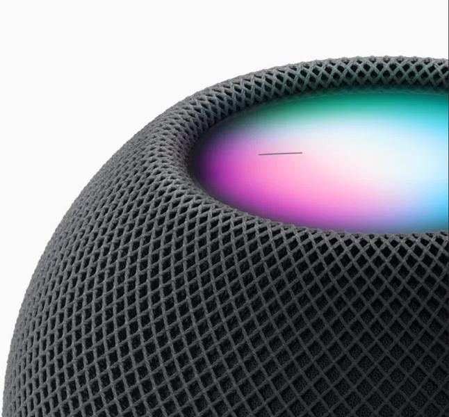 Apple HomePod mini-дизайн