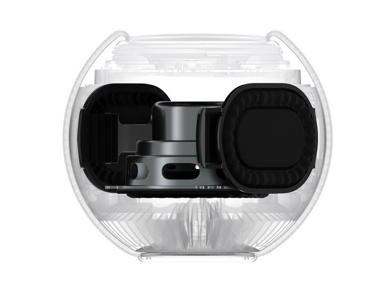 Apple HomePod mini-умная колонка что внутри