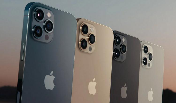 Apple iPhone 12 Pro-расцветки новинок