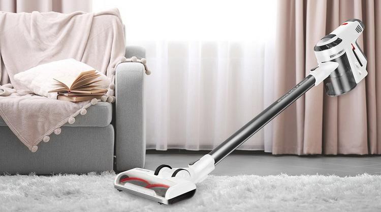 Беспроводной пылесос-чистота в доме