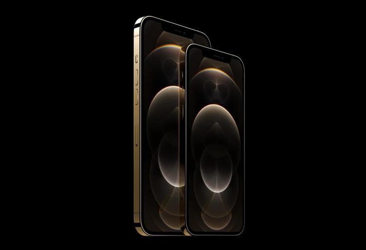 Флагманские iPhone 12 Pro-расцветки