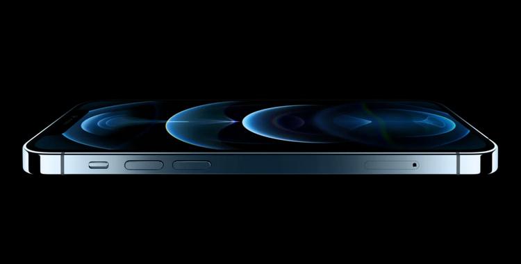 Флагманские iPhone 12 Pro-толщина корпуса