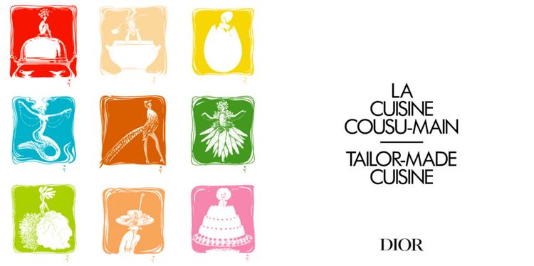 La Cuisine Cousu-Main-Кухня ручной работы раритетное издание