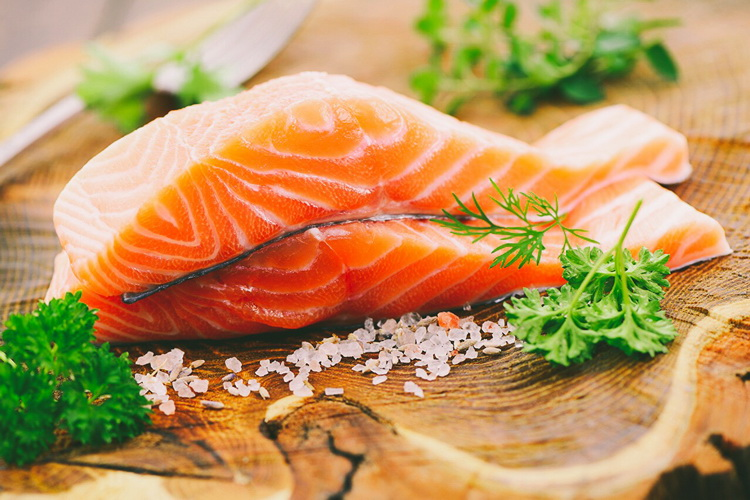 Лосось-жирная рыба