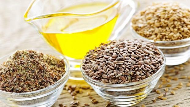 Масло льняного семени-свойства
