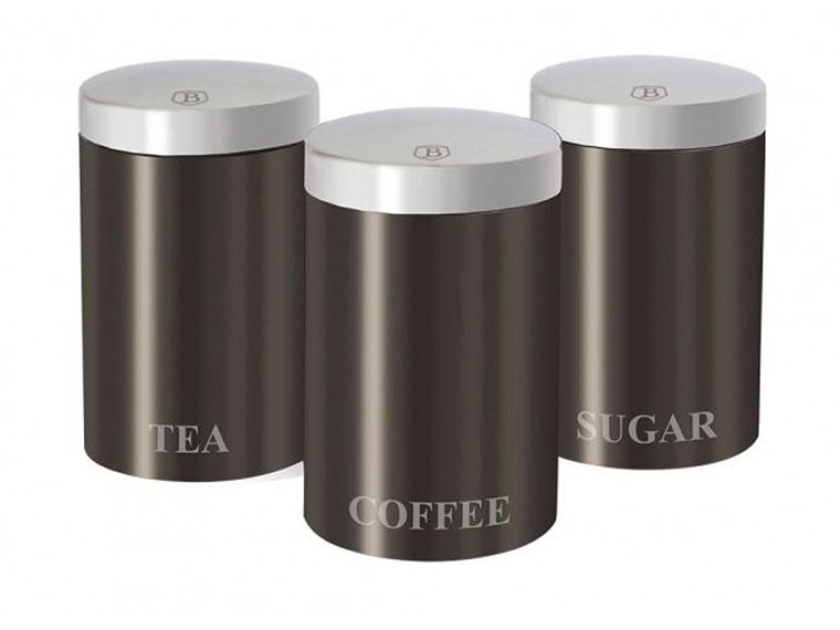 Набір ємностей для чаю та кави BerlingerHaus