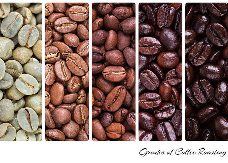 Степень обжарки кофе
