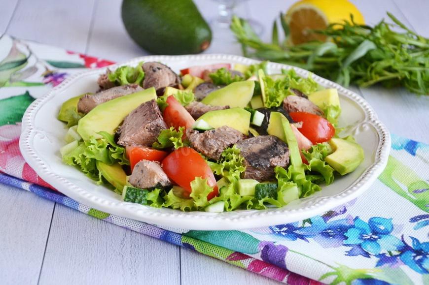 Тунец-салат