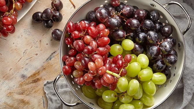 grapes-виноградный сезон