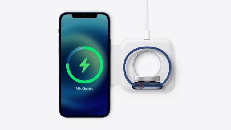 iPhone 12-MagSafe Duo