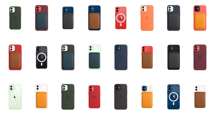 iPhone 12-MagSafe комбо