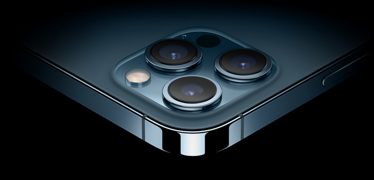 iPhone 12 Pro Max-камеры