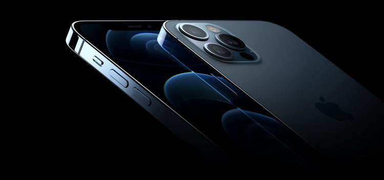 iPhone 12 Pro-дизайн