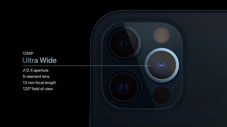 iPhone 12 Pro-камера характеристики 1