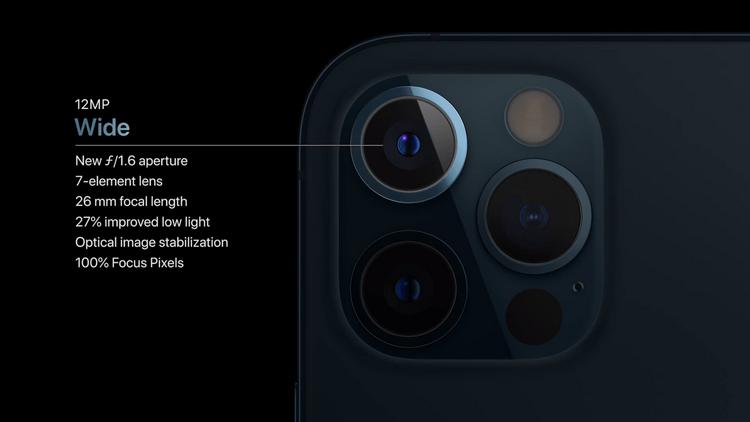 iPhone 12 Pro-камера характеристики 3