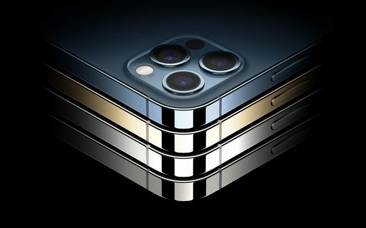 iPhone 12 Pro-расцветки и дизайн