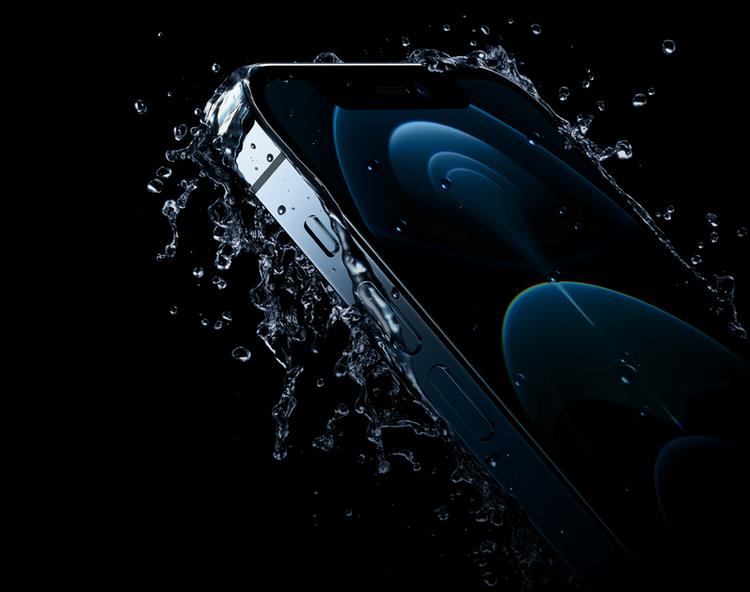 iPhone 12 Pro-защита от воды