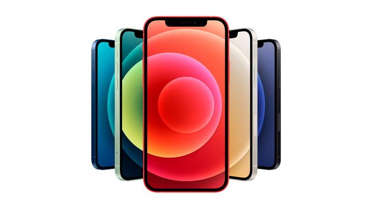 iPhone 12-горячая новинка