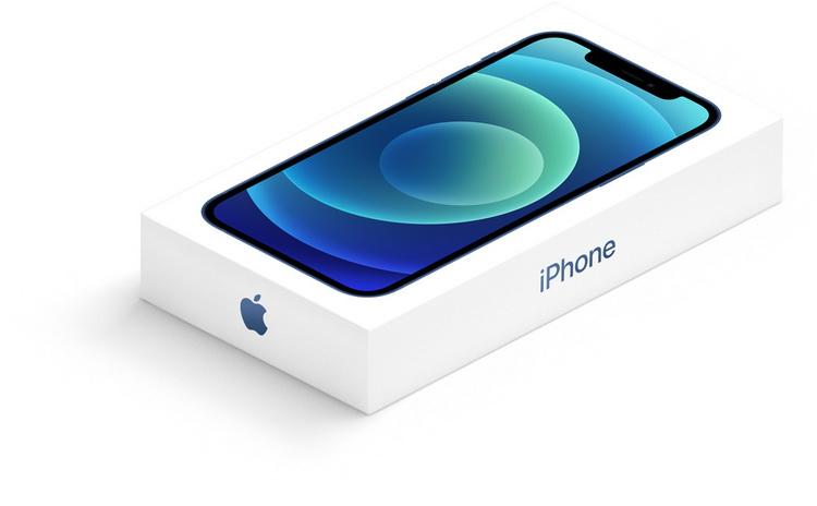 iPhone 12-комплект поставки