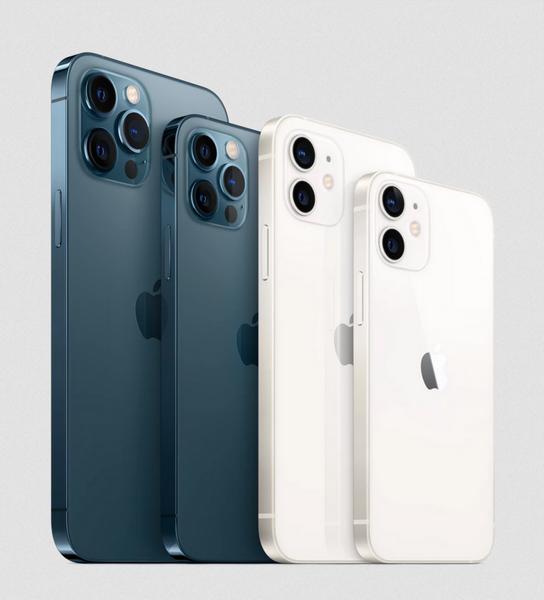 iPhone 12-новая линейка