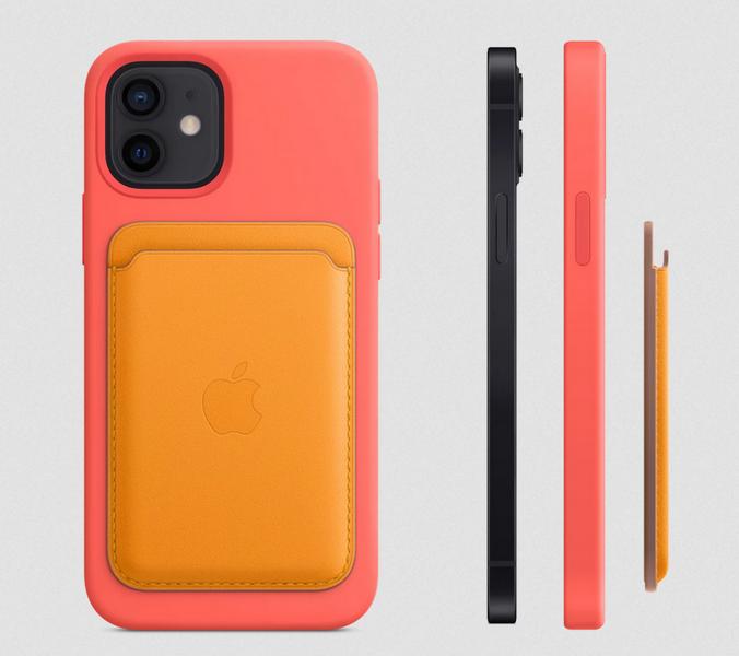 iPhone 12-система зарядки