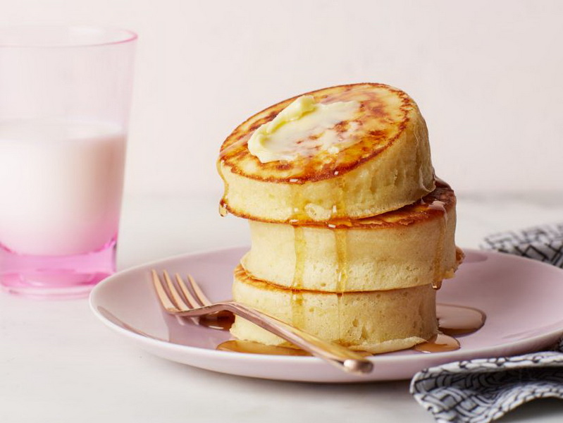japanese pancakes-рецепт
