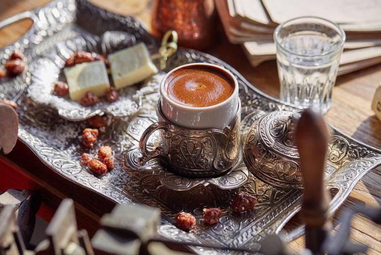 Халва-кофе