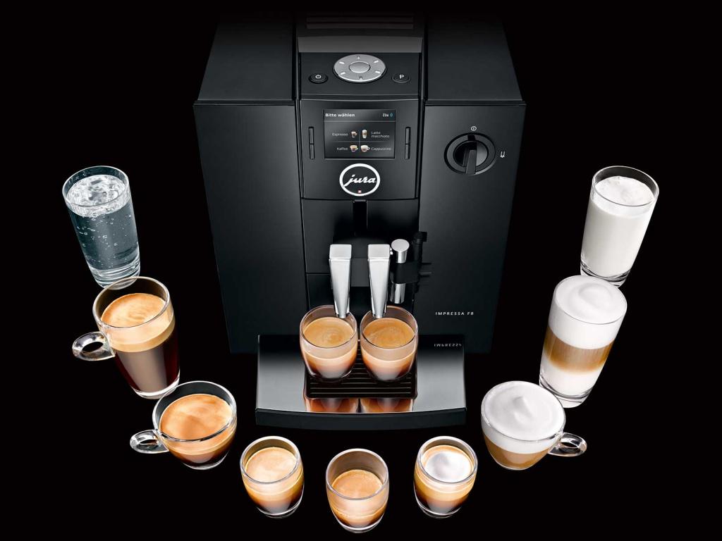 Молочные кофейные напитки
